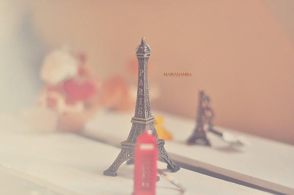 Um pouco de Paris, um pouco de Londres *--*