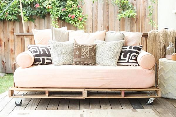 Um sofá *--*