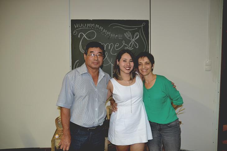 mãe e pai <3