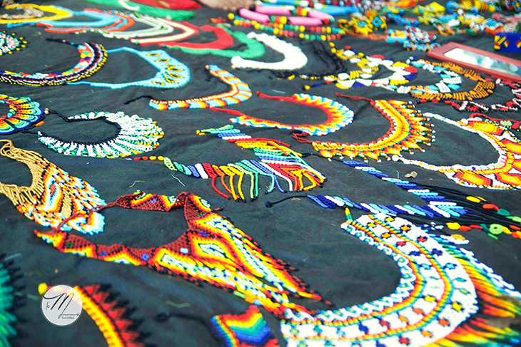 Artes indígenas: Aldeia Multiétnica 2015
