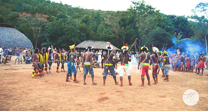 Tribo Kayapó