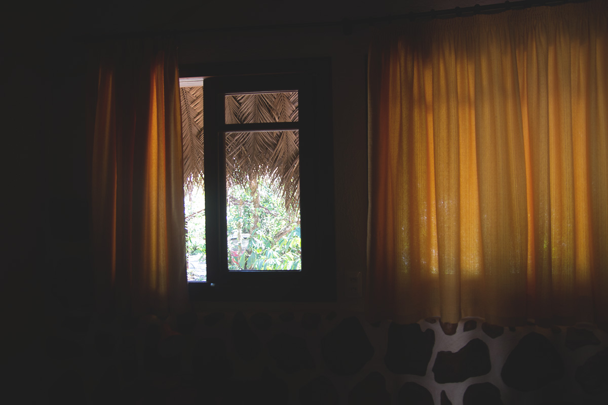 Janela do quarto *-*